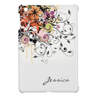 花のiPad Miniケース iPad Mini カバー