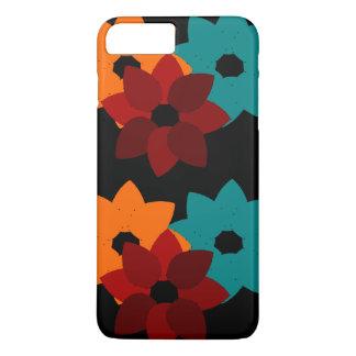 花のiPhoneのケース iPhone 8 Plus/7 Plusケース