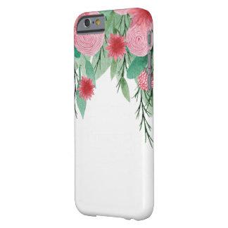 花のiPhoneの場合 Barely There iPhone 6 ケース