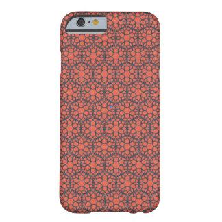花のiPhone6ケースのポイント Barely There iPhone 6 ケース