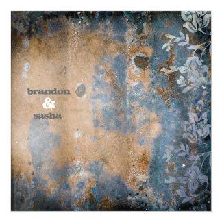 花を持つGC |魅惑的に素朴な|のオレンジ カード