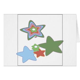 花イースター カード