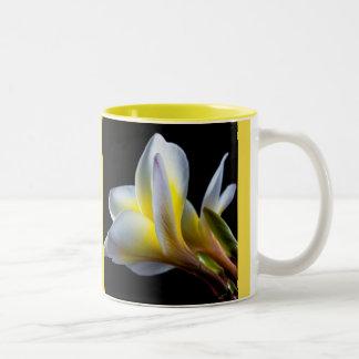 花シリーズ、家 ツートーンマグカップ