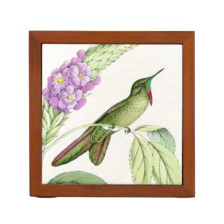 花ハチドリの鳥の花 ペンスタンド