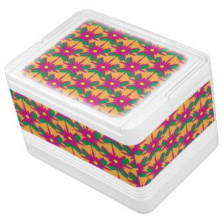 花パターン02aクーラー iglooクーラーボックス