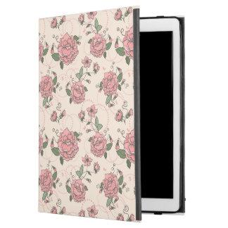 """花パターン5 iPad PRO 12.9"""" ケース"""