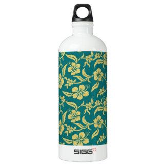 花パターン ウォーターボトル