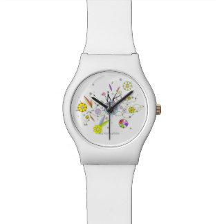 花モンスター 腕時計
