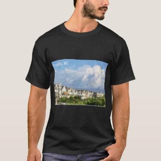 花冠、ノースカロライナのワイシャツ Tシャツ