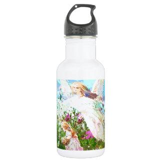 花分野を通して ウォーターボトル
