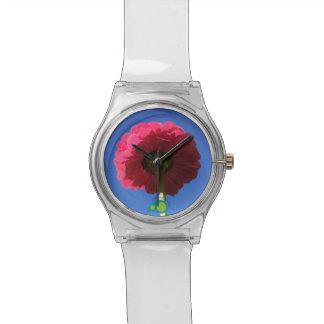 花及び空 腕時計