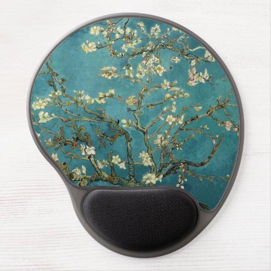花咲くアーモンドの枝 ジェルマウスパッド