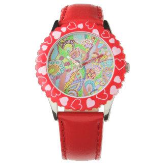 花園4 腕時計