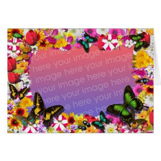 花園 カード
