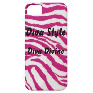 花型女性歌手のピンクのsnimalプリントの電話箱…. iPhone SE/5/5s ケース