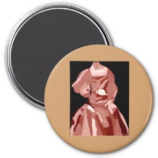花型女性歌手 ファッショニスタ 中立 磁石