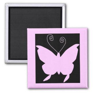 花型女性歌手 蝶 磁石