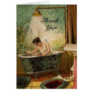 花嫁に感謝していしていますメッセージカード沢山与えて下さい カード