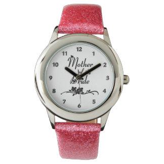 花嫁のクラシックな母 腕時計