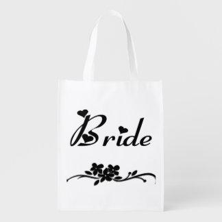 花嫁のクラシック エコバッグ