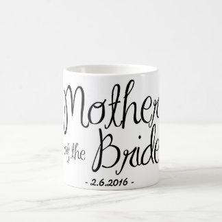 花嫁のコーヒー・マグの母 コーヒーマグカップ