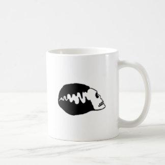 花嫁のスカル コーヒーマグカップ