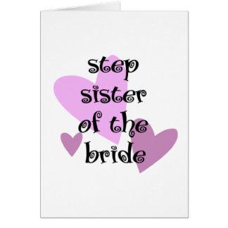 花嫁のステップ姉妹 カード