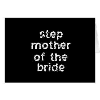 花嫁のステップ母 カード