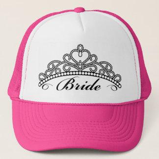 花嫁のティアラの帽子 キャップ