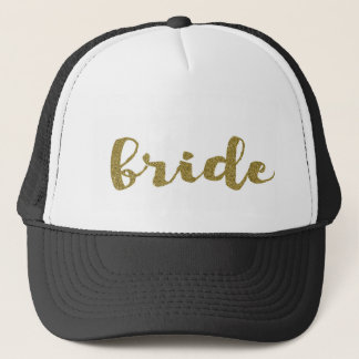 花嫁のトラック運転手の帽子の結婚式のバチェロレッテの帽子 キャップ
