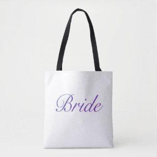 花嫁のトートバック トートバッグ