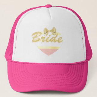 花嫁のバチェロレッテの帽子 キャップ