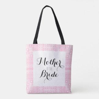 花嫁のバッグ1の民族のBohoシックな母 トートバッグ
