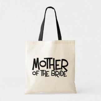 花嫁のヒップスターの母 トートバッグ