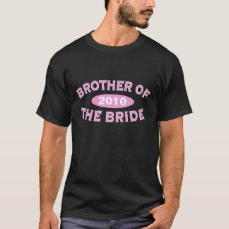 花嫁のピンクアーク2010年の兄弟 Tシャツ