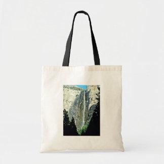 花嫁のベールの滝-ヨセミテ国立公園 トートバッグ