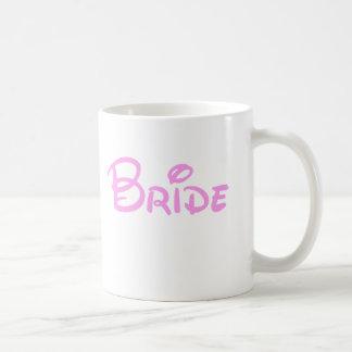 花嫁のマグ コーヒーマグカップ