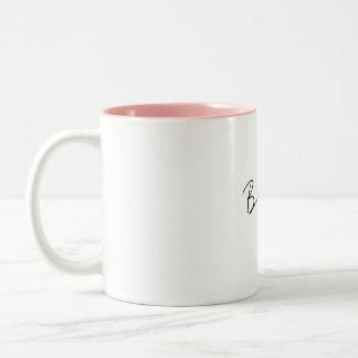 花嫁のマグ ツートーンマグカップ