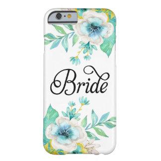 花嫁のヴィンテージの花柄のiPhone6ケース iPhone 6 ベアリーゼアケース