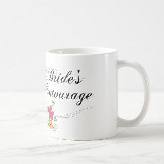 花嫁の側近 コーヒーマグカップ