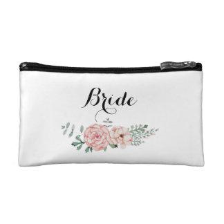 花嫁の化粧のバッグ コスメティックバッグ