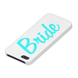 花嫁の携帯電話の箱 iPhone 5 カバー
