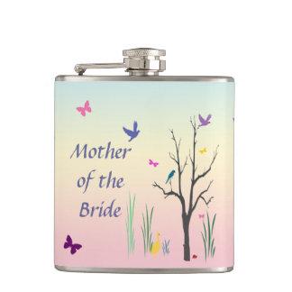 花嫁の春の母 フラスク