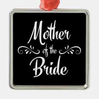 花嫁の母 メタルオーナメント