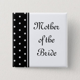 花嫁の母 缶バッジ