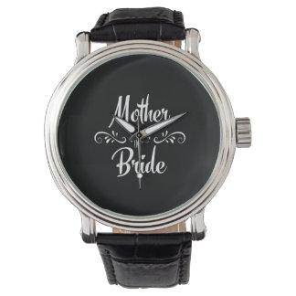 花嫁の母 腕時計