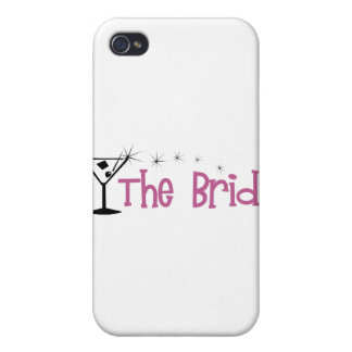 花嫁の漫画マルティーニ iPhone 4/4S CASE