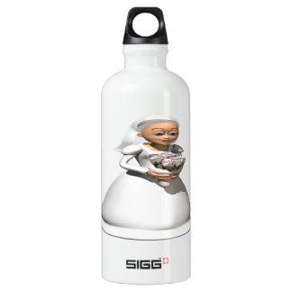 花嫁の灰色 ウォーターボトル