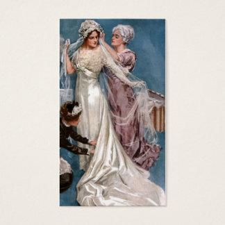 花嫁の着服 名刺