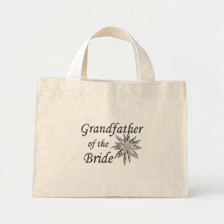 花嫁の祖父 ミニトートバッグ